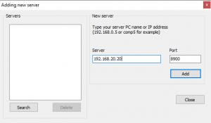 scanner di jaringan LAN