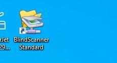 scanner di sambungan LAN