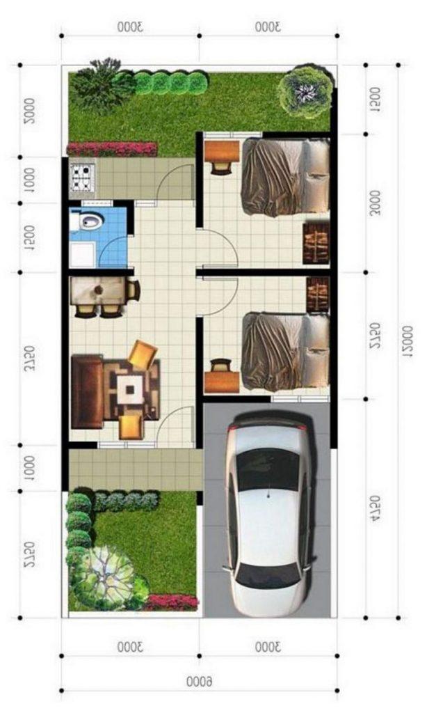 denah rumah paling banyak diminati (1)